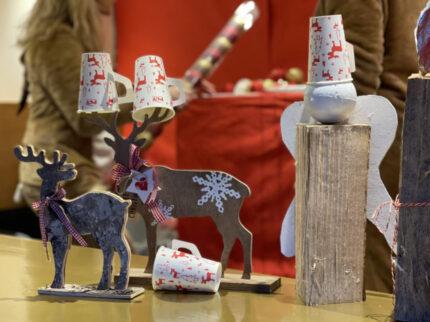 Rudis Sternenfunkel Glühwein ToGo München Firmenevent Weihnachtsfeier